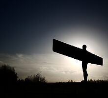 Angel, Gateshead by littlesuperstar