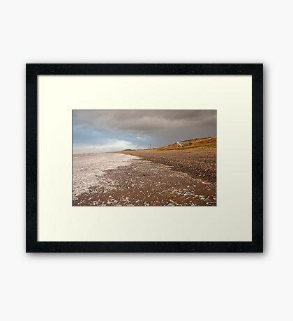 Seascale #1 Framed Print