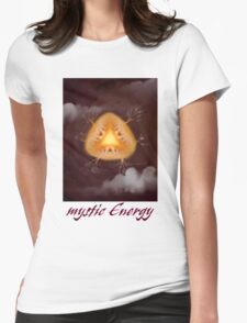 Mystic Energy Womens Fitted T-Shirt
