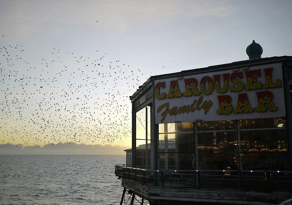 Carousel Bar by littlesuperstar