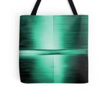 Shimmering Green Tote Bag