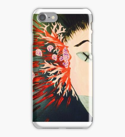 Silence  Can Be Deadly iPhone Case/Skin