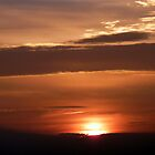 Inch Island November Sunset 1 by Fara