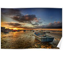Boat - Poole - Dorset Poster