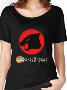 Honey Badger Women's Relaxed Fit T-Shirt
