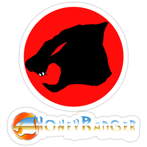 Honey Badger by Anthony Pipitone