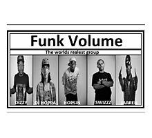 FunkVolume  Photographic Print
