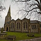 Christ Church, Chatburn by inkedsandra