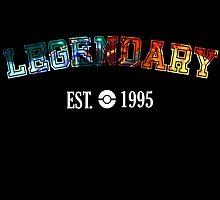 Legendary(est. 1995): Lugia vs HO-OH by Jedimasterkalen