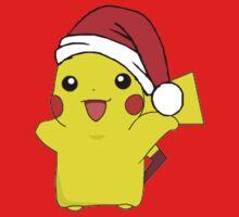 Pikachu Christmas by Miltossavvides