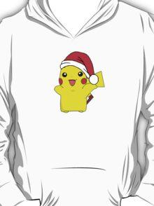 Pikachu Christmas T-Shirt