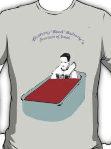 "Bethany ""Blood"" Bathory's Fountain of Youth T-Shirt"