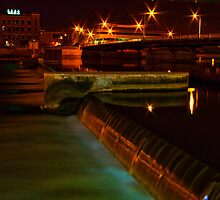 Water over the Dam by Wheelssky