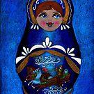 Russian doll by Elena Malec