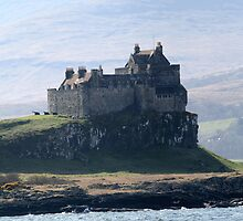 Duart Castle Isle of Mull by albyw