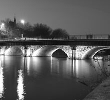 Bristol Bridge by ruleamon
