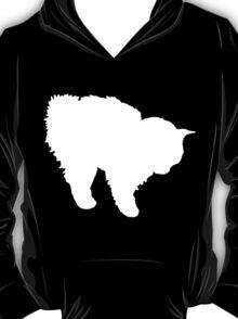 kitten  white T-Shirt