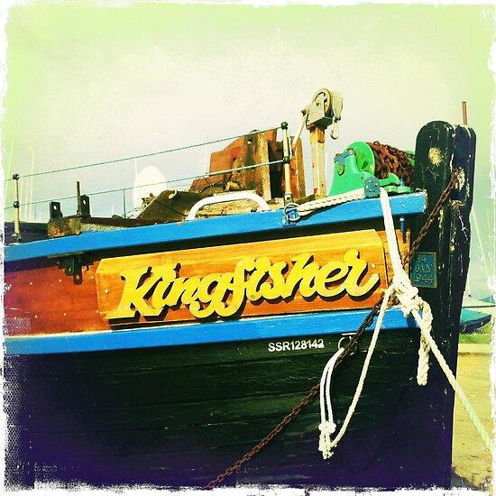 Kingfisher by Venomator