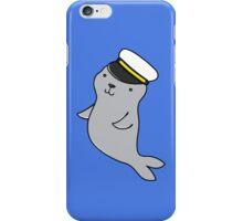 Skipper Seal iPhone Case/Skin