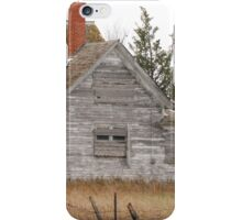Deserted House iPhone Case/Skin