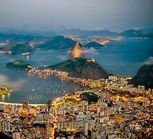 RIO DE JANEIRO by Elizabeth G. Fine Art