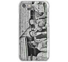 Gentlemen Fishers of the Fly iPhone Case/Skin