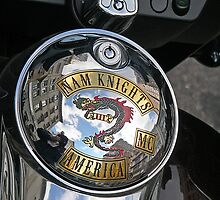 Harley Gas Cap by Kodachrome 25 ASA