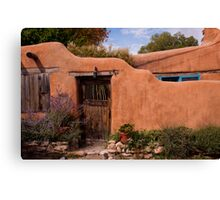 Delgado House #2 Canvas Print