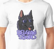 BELGIAN SHEPHERD SQUAD Unisex T-Shirt