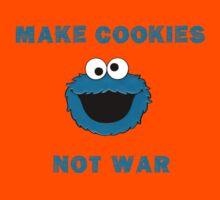 Make Cookies...Not War! Kids Clothes