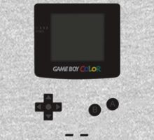 Game Boy Colour Tee Kids Clothes