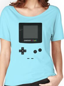 Game Boy Colour Tee Women's Relaxed Fit T-Shirt