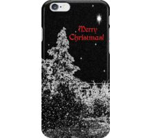 Winter's Night IPhone Case/Stickers iPhone Case/Skin