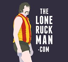The Lone Ruckman - red/gold T-Shirt