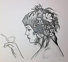 FlowerGirl by Hannah Olsson