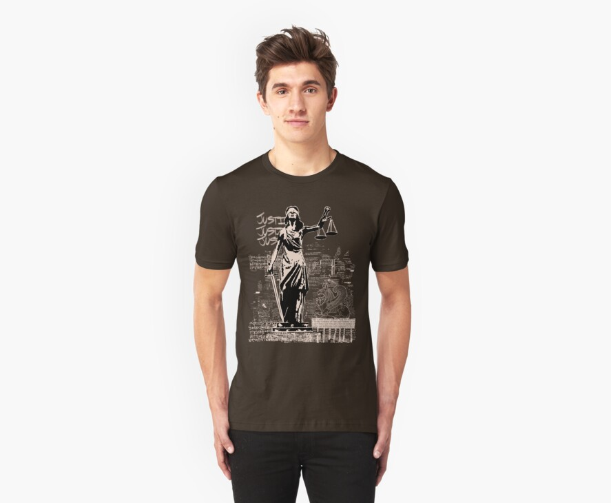 Fate and Fortune Tee (Dark Background) by PONSHOP