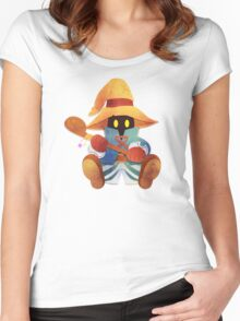 Little mage Women's Fitted Scoop T-Shirt