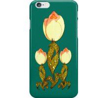 Art Deco Tulip iPhone4 Case iPhone Case/Skin