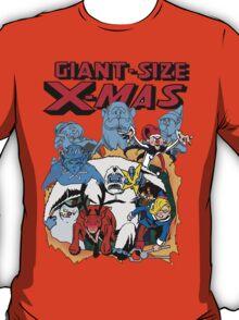 Giant Size X-Mas T-Shirt