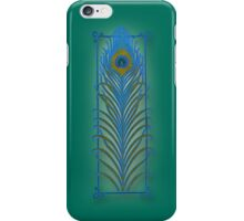 Peacock Feather iPhone4 Cover iPhone Case/Skin