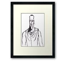 Taeger Framed Print