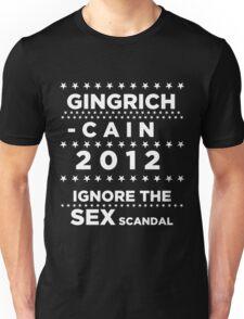Newt Gingrich - Herman Cain 2012 Unisex T-Shirt
