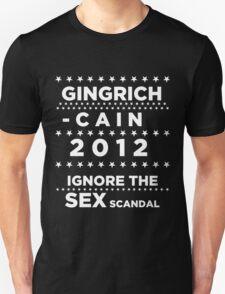 Newt Gingrich - Herman Cain 2012 T-Shirt