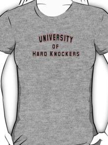 University of Hard Knockers T-Shirt
