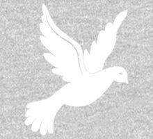 White Bird One Piece - Long Sleeve