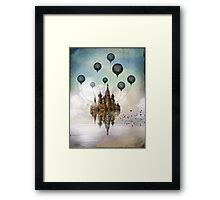 Journey to the East Framed Print