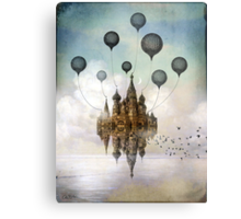 Journey to the East Metal Print