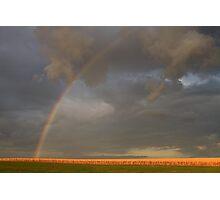 Country Rainbow Photographic Print