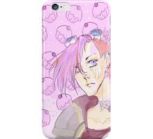 Vi and Cupcakes iPhone Case/Skin