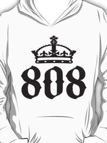 Royal 808 T-Shirt